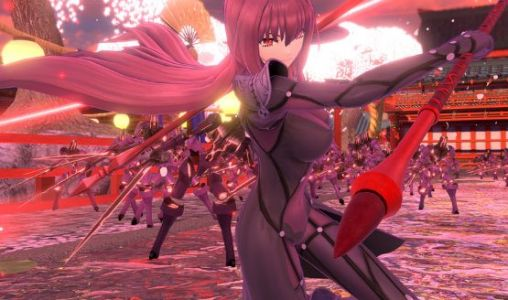 Here's When You Can Play Fate/Extella Link in English