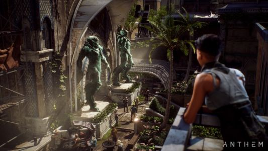 Anthem Day One Patch Notes Reveal Significant Tweaks