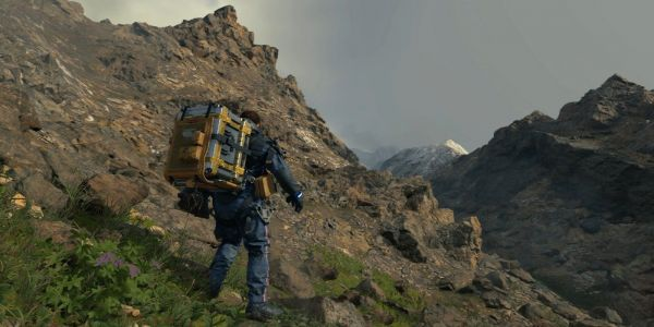 Death Stranding: How to Increase Carry Weight   Game Rant