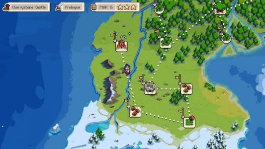 Wargroove Launches for PS4 Next Week