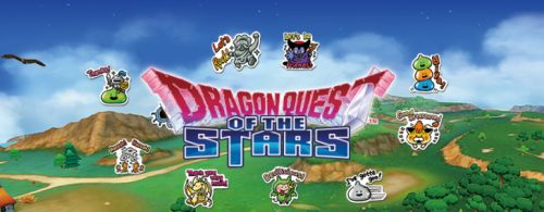Dragon Quest of the Stars is available for download a day early, but you can't play it yet