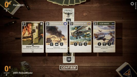 Contest: Unlock your full arsenal in WWII-themed card game KARDS