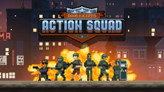 Side-scrolling shooter Door Kickers: Action Squad lands on the Play Store for $2.99