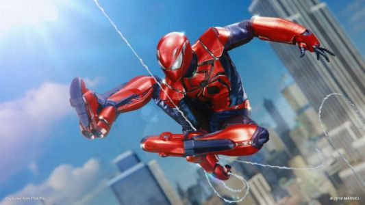 The last Spider-Man trilogy DLC is out near the end of the month