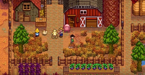 Cultivate your own pocket farm as Stardew Valley lands on iOS