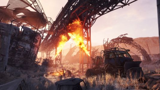 Metro Exodus preview - a perfect blend of curated and emergent play held back by its controls