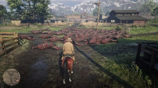 Red Dead Online fixes ghoulish 'horse graveyard' scene
