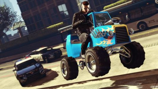 GTA Online players can earn double and triple this week and pick up four free vehicles