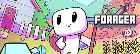 Now Available on Steam - Forager