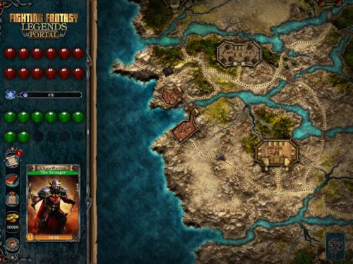 Review: Fighting Fantasy Legends Portal