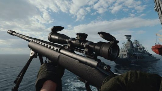 The best Warzone sniper rifles for power, range, and speed