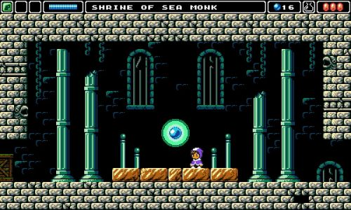 NES-Inspired Alwa's Awakening Comes To PS4 This Month