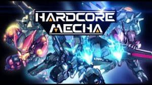 2D Action Game Hardcore Mecha Out Today
