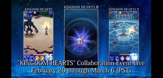 Celebrate Kingdom Hearts III's Launch In Square Enix's Mobile Games