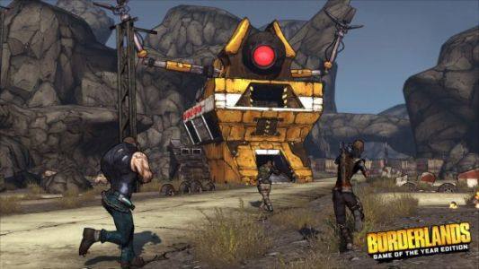 Play Borderlands: Game of the Year Edition free this weekend with Xbox Live Gold