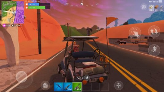 Fortnite Season 5: What it means for iOS players