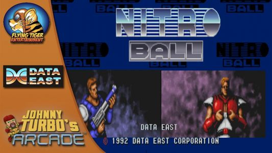 Giveaway: Have a ball with Johnny Turbo's Arcade: Nitro Ball for Switch!