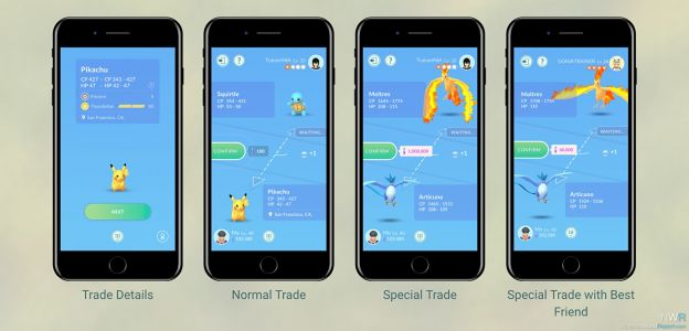 Pokémon Go to Get Trading, Friends this Week