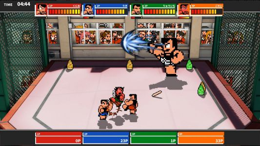 Another Kunio-kun game announced for PC, PS4, Switch
