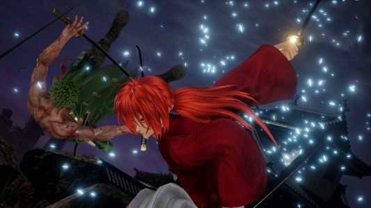 Kenshin and his nemesis Shishio join Jump Force's roster