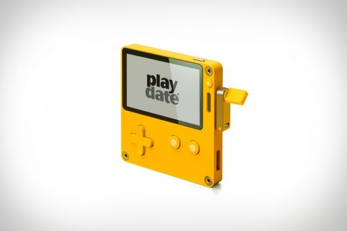Playdate, A New Handheld Gaming Device, Announced By Panic