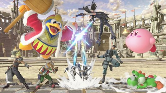 "Super Smash Bros. Ultimate - Update 8.1.0 Now Available, Adds ""Small Battlefield"" Stage"