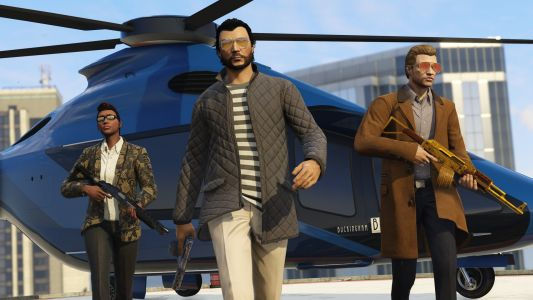 GTA Online has a new approach to Heists, and the first one is a big job