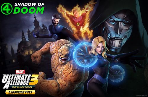 Marvel Ultimate Alliance 3's Shadow of Doom DLC is out March 26