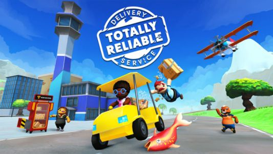 Totally Reliable Delivery Service is a quirky ragdoll physics game that just landed on Android