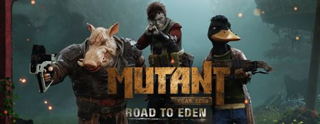 Now Available on Steam - Mutant Year Zero: Road to Eden