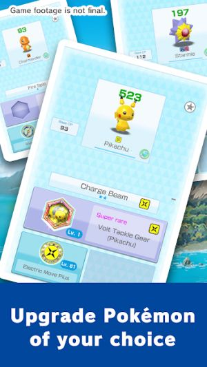 Pokéland just launched out of nowhere in Australia as Pokémon Rumble Rush