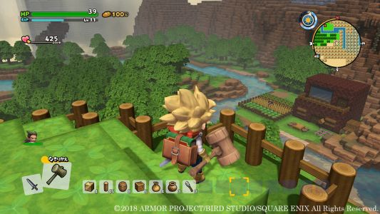 Dragon Quest Builders 2 Is Looking Excellent In Latest Gameplay Footage