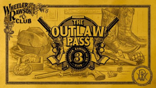 The Outlaw Pass No. 3 Now in Red Dead Online