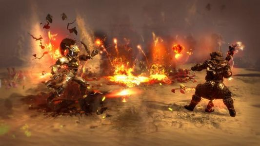 Path of Exile Rated in Taiwan for PS4
