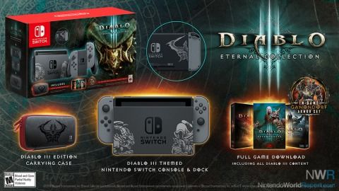 Diablo III Eternal Collection To Receive Console Bundle