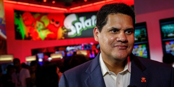 Former Nintendo President Reggie is Trending for a Bizarre Reason
