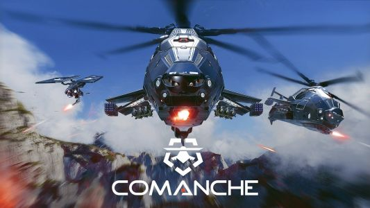 Giveaway: We've got 69 keys to give away for helicopter shooter Comanche