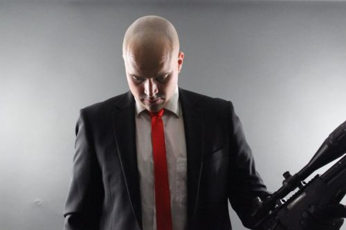 Cosplay Wednesday - Hitman's Agent 47