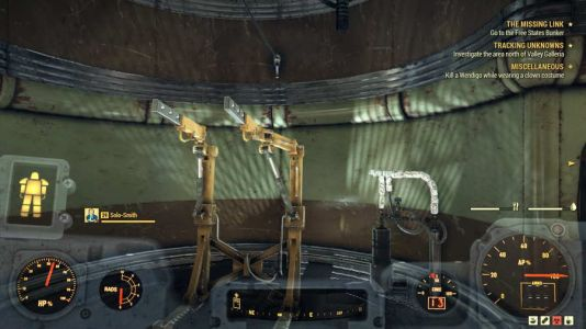 How To Build The Power Armor Station In Fallout 76