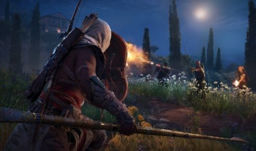 PlayStation 4 Continues to Dominate Ubisoft Sales