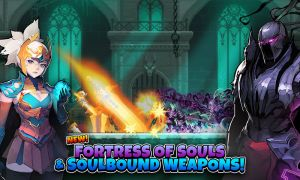 NHN Entertainment's Crusaders Quest has been updated with new customization options and more