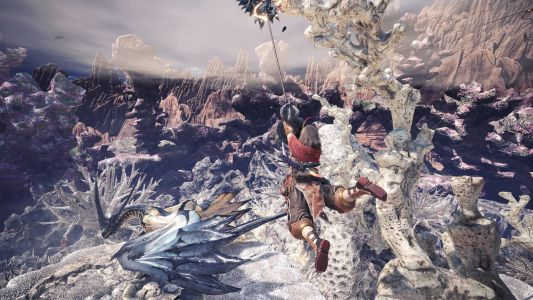 Monster Hunter World Overlay Mod's Latest Update Fixes Performance Issues