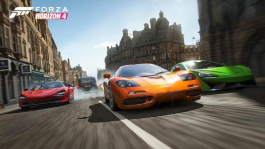 Forza Horizon 4 Complete List of Confirmed Cars
