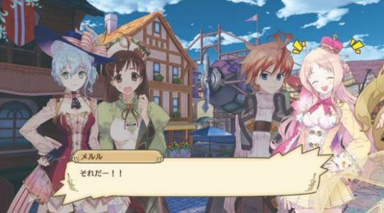 New Atelier Games gets Gameplay Details and Release Date