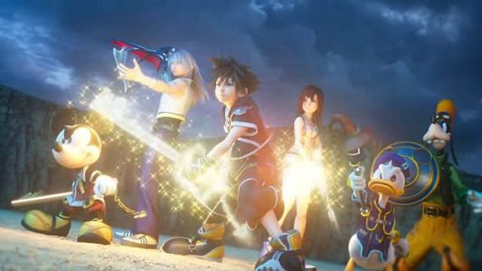 Kingdom Hearts Series Rumored to be in Development at Disney