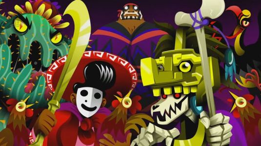 Guacamelee! 2 Gets Colorful and Zany Launch Trailer