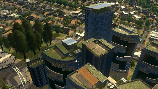 Cities: Skylines - Green Cities Out Now for PS4, Xbox One