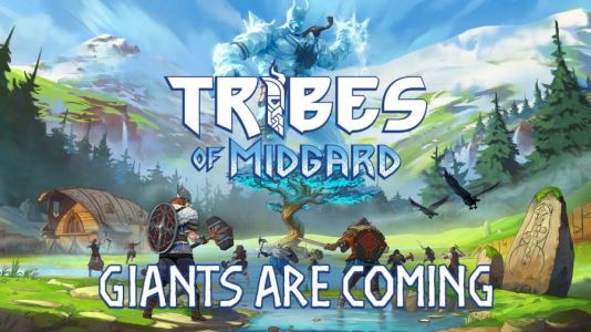 Tribes of Midgard Coming July 27