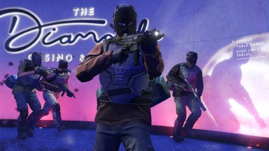 GTA Online's heists are still the most fun you can have in co-op