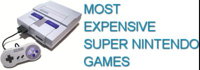 15 Rare Super Nintendo Games | Most Expensive SNES Games